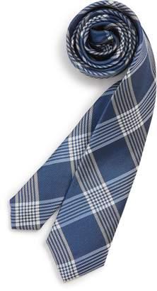 Nordstrom Plaid Silk Tie