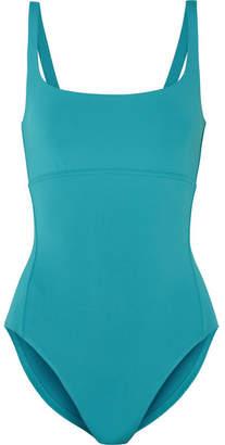 Eres Les Essentiels Arnaque Swimsuit - Turquoise