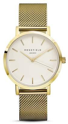 Rosefield Mercer Watch, 38mm