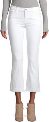 J Brand Selena Mid Rise Released Hem Jeans