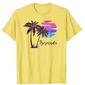 Beach T-Shirt Bermuda Paradise Vacation Souvenir Gift