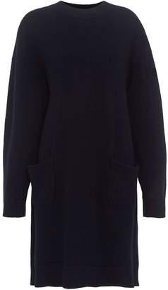 Burberry long-sleeve sweater dress