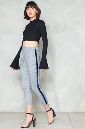 Nasty Gal Shopping's a Sport Check Pants