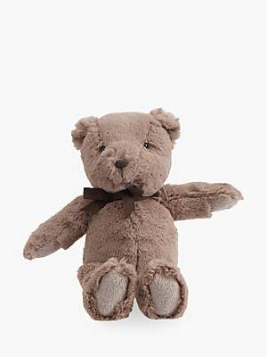 Pottery Barn Kids Plush Teddy Bear Soft Toy, Small