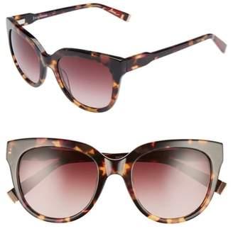 ED Ellen Degeneres 54mm Oval Sunglasses
