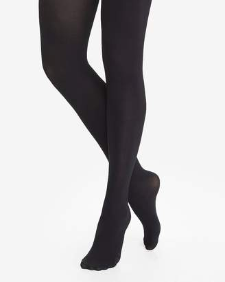 Express Super Opaque Full Tights
