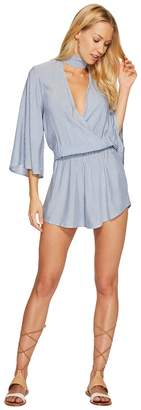 Blue Life Canyon Crush Romper Women's Jumpsuit & Rompers One Piece