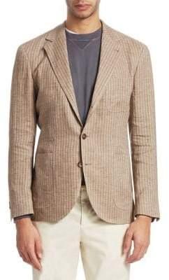 Brunello Cucinelli Wool& Cashmere Blazer