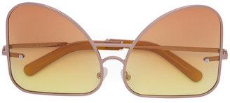 Fakbyfak x Arora sunglasses