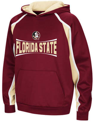 Colosseum Florida State Seminoles Poly Pullover Hoodie, Big Boys (8-20)