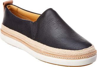 Sperry Women's Rey Jute Leather Slip-On