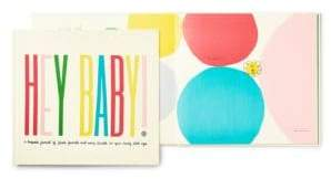 Kate Spade Hey Baby First Year Book