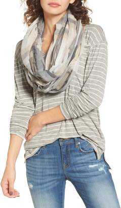 BP Plaid Infinity Scarf