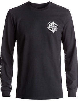 Quiksilver NEW QUIKSILVERTM Mens Mandalaa Long Sleeve T Shirt Tee Tops