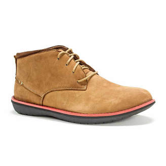 Muk Luks Mens Chukka Boots Lace-up
