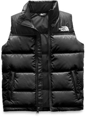 The North Face Nuptse Packable Quilted Down Vest