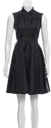 Kenzo Sleeveless Knee-Length Dress
