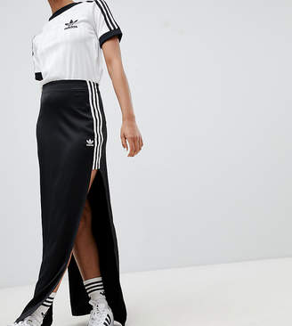 adidas Fashion League Maxi Skirt With Extreme Slit