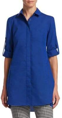 Akris Punto Button-Front Tunic