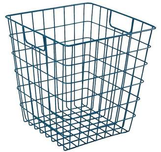Room Essentials Wire Cube Storage Bin - Turquoise $9.99 thestylecure.com