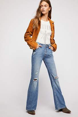 We The Free Relaxed Heritage Flare Jeans