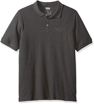 Levi's Men's Rillo Short Sleeve Pique Polo