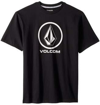 Volcom Crisp Stone Short Sleeve Tee Boy's T Shirt