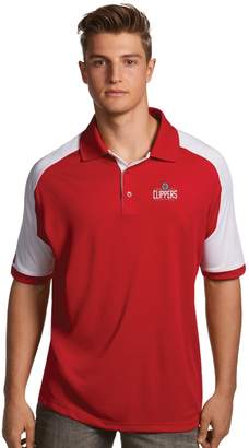 Antigua Men's Los Angeles Clippers Century Polo