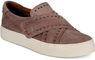 Frye Women's Nina Stud Slip-On Sneakers, Created For Macy's Women's Shoes