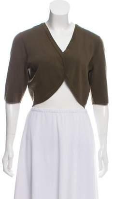 Michael Kors Wool Open Front Cardigan w/ Tags