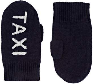 "Barneys New York Kids' ""Taxi"" Cashmere Mittens"