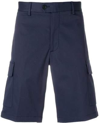 Z Zegna classic fitted shorts