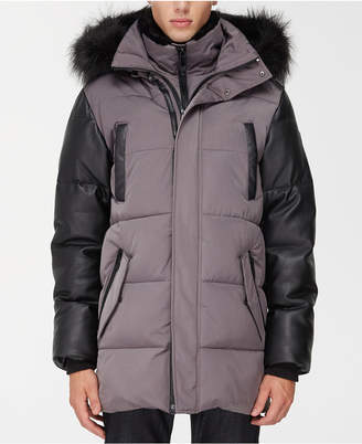 Logan Noize Men's Long Parka