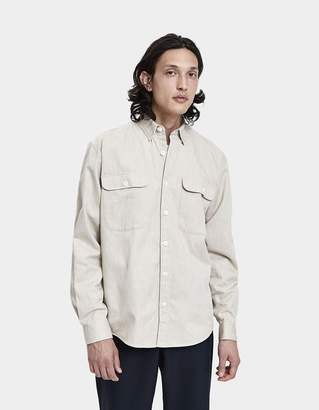 Schnayderman's Oversized Button Down Shirt