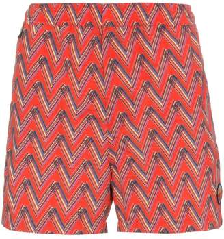 Missoni Mare print swim shorts