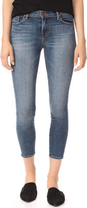 J Brand 835 Mid Rise Skinny Jeans $198 thestylecure.com