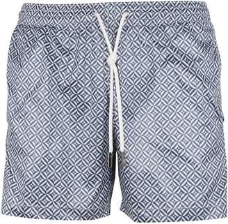 Eleventy Printed Shorts