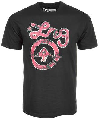 Lrg Men's Batik Western Icon T-Shirt