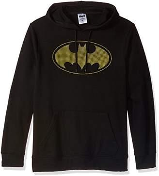 Batman Men's Fleece Pullover Hoodie