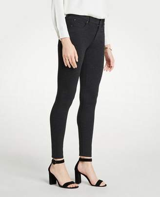 Ann Taylor Ponte Five Pocket Leggings