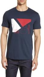 BOSS Regular Fit Graphic T-Shirt
