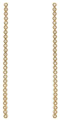 Sara Weinstock Women's Isadora Hexagon Drop Earrings - Gold