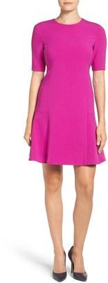 Ellen Tracy Fit & Flare Dress $139.50 thestylecure.com