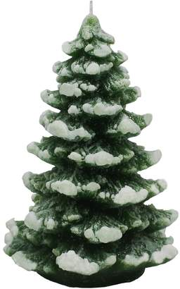 St Nicholas Square Small Unscented Christmas Tree Candle