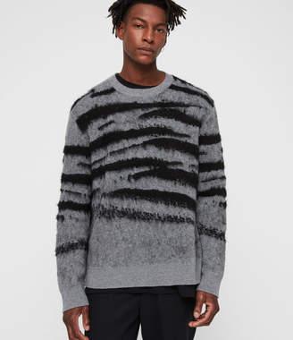 AllSaints Ture Crew Sweater