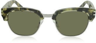Marc Jacobs MJ 590/S Classic Browline Acetate Women's Sunglasses