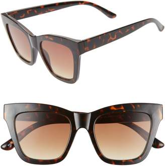 BP 50mm Gradient Square Sunglasses