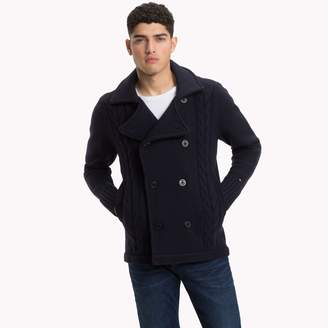 Tommy Hilfiger Knit Peacoat