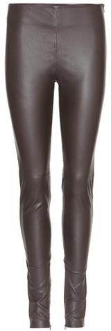 Balenciaga Balenciaga Leather Leggings