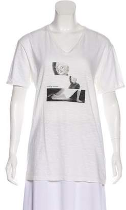 Dolce & Gabbana Graphic Print T-Shirt
